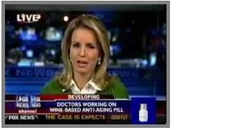Fox Report about the Benefits of Resveratrol...