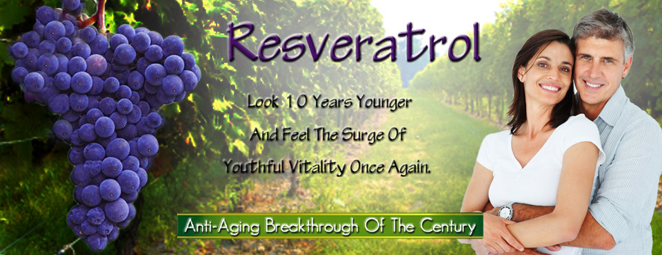 Resveratrol - the Supplement of the Future...